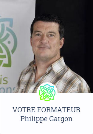 Votre formateur en hypnose : Philippe Gargon