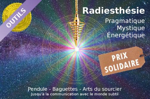 V2 - PRIX SOLIDAIRE - RADIESTHESIE